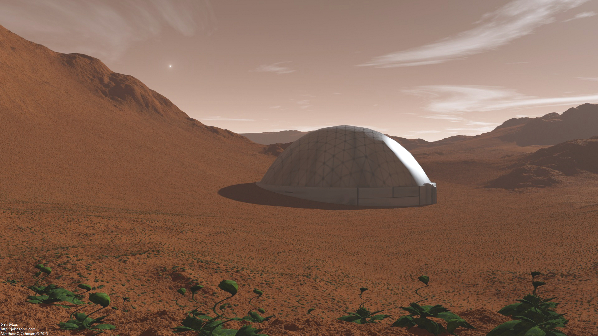 NASA invents new type of tire for Mars and Earth  KXANcom