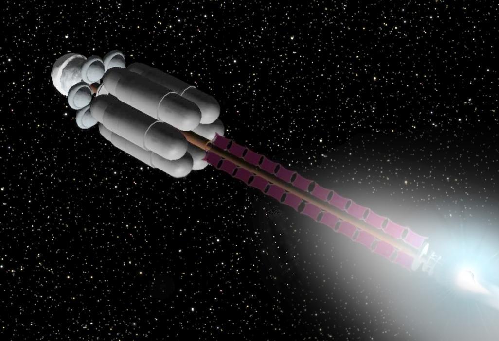 Orion S Arm Encyclopedia Galactica Antimatter Propulsion