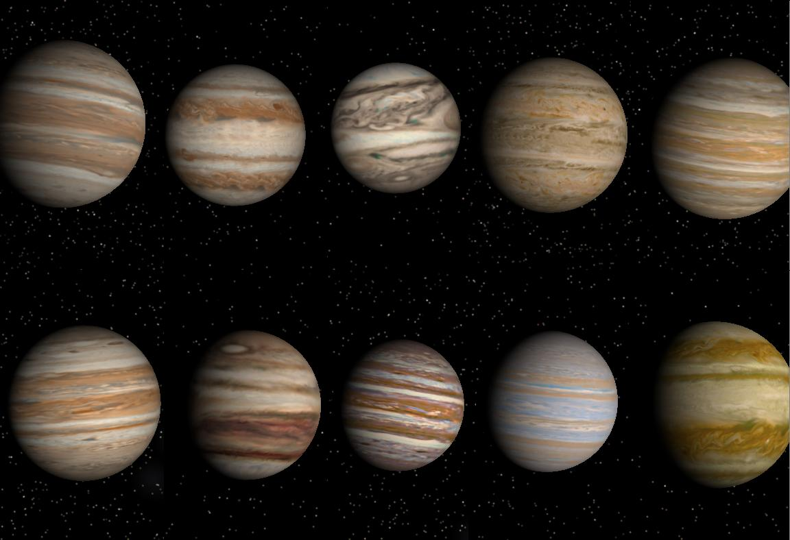 What the Weather Is Like on Other Moons and Planets