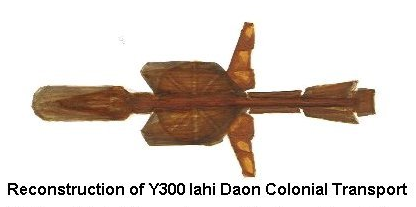 Iahi daon Generation ship