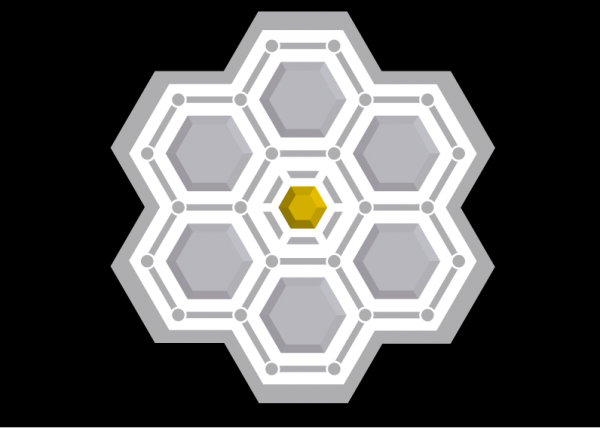Diamond Network symbol