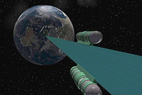 Space Elevator (Earth) 1