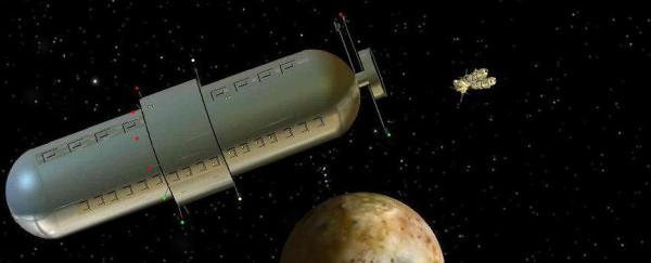 Orion's Arm - Encyclopedia Galactica - Io (Sol V-i)