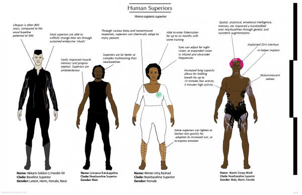 Superiors