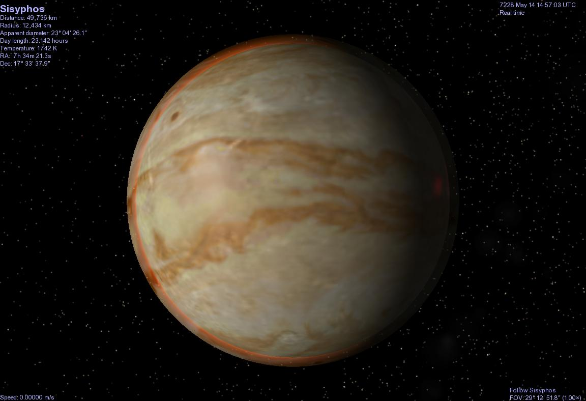 lost gas giants - photo #7