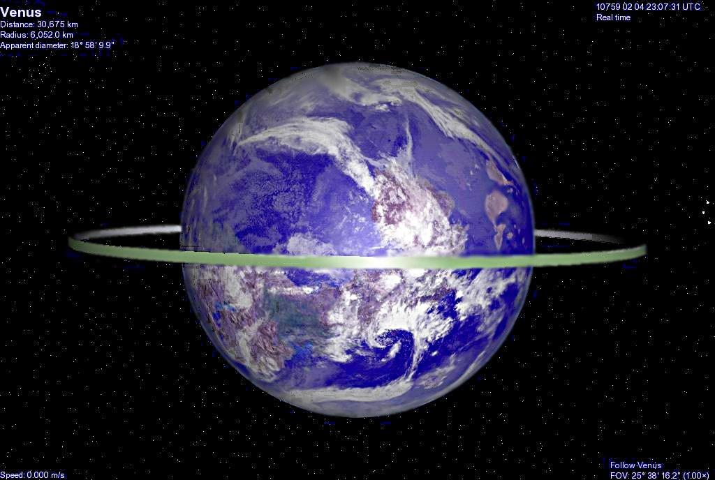 Orion S Arm Encyclopedia Galactica Venus